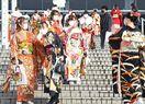 【動画】佐賀県内11市町で成人式 コロナ禍、大人の一歩 …