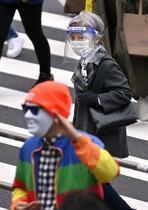 東京、最多の570人が感染