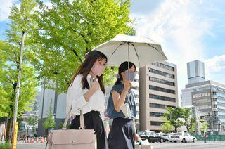 佐賀市で36・1度 今年一番の暑さ