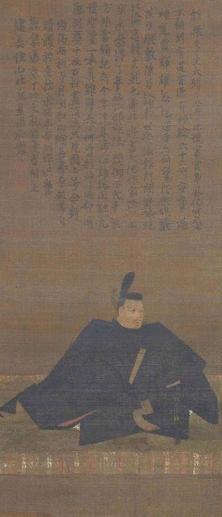 「一生一度の大事件」足利尊氏の肖像画写し発見 佐賀出身の寺﨑さん