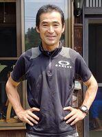 「北山中3年の時の先生が独立心を目覚めさせてくれた」と話す木下健一さん