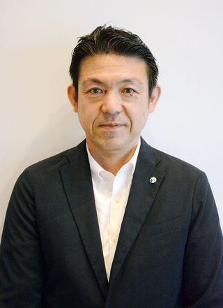 <ティータイム>県ベンチャー交流ネットワークの福岡敬貢会長