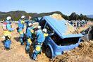 武雄市で九州管区8県警など合同訓練