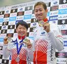 自転車日本代表が帰国