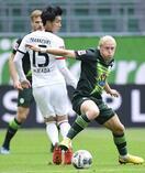 サッカー、鎌田2試合連続ゴール