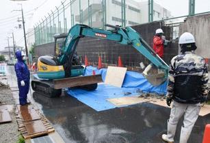 住宅被害4千棟に拡大、大阪地震