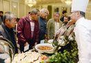 「いちごさん」生産者ら招き創作メニュー試食会