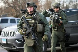 米中西部の会社で発砲、5人死亡