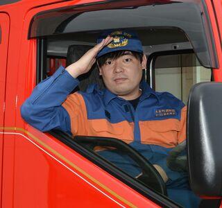 頑張る若手団員(10) 岩永祥平さん(太良町消防団第3分団第13部)