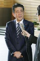 安倍首相「参院選へ引き締め」