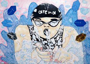 「損保ジャパン日本興亜賞」に輝いた吉村さんの作品