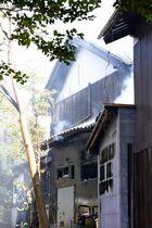 唐津市で民家全焼、1人の遺体