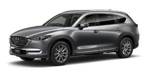 マツダの新型SUV「CX―8」