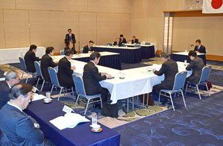 TPP対策など10項目を決議 県町村会総会