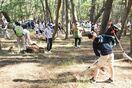 「美しい松原に」過去最多650人が清掃 虹の松原クリーン…