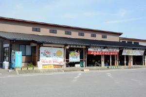 「九州じゃらん」の読者アンケートで、総合7位に入った道の駅太良=藤津郡太良町