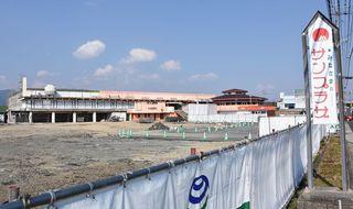 店舗跡地、活性化の鍵 給食センター建設も関心
