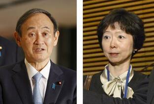 首相、山田広報官辞職を陳謝