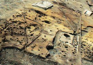 京町遺跡の発掘調査