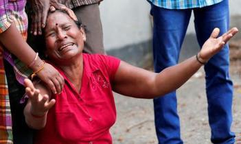 邦人1人の死亡確認、スリランカ