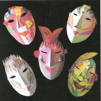 毛利臣男さん自作のマスク
