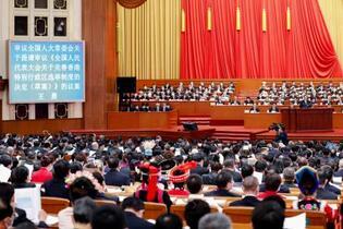 中国、香港選挙巡り米欧に猛反発