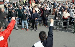 佐賀県議選、45人が届け出