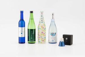 「佐賀1万円ショップ」で販売する色で愉(たの)しむ佐賀酒飲みくらべ(提供)