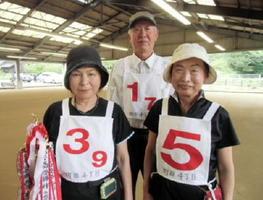 第39回トリプルス(リレーション3)GB大会優勝の町田4チーム