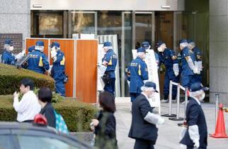 東京家裁で女性刺され死亡