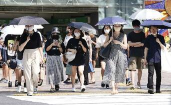 東京で新たに263人感染