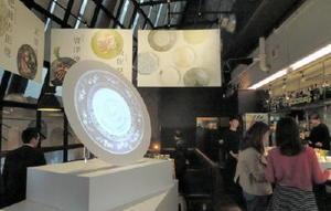 焼き物を体感できる期間限定カフェイベント「肥前やきもの圏ミュージアム」が東京・渋谷にオープンした=渋谷ロフト2階