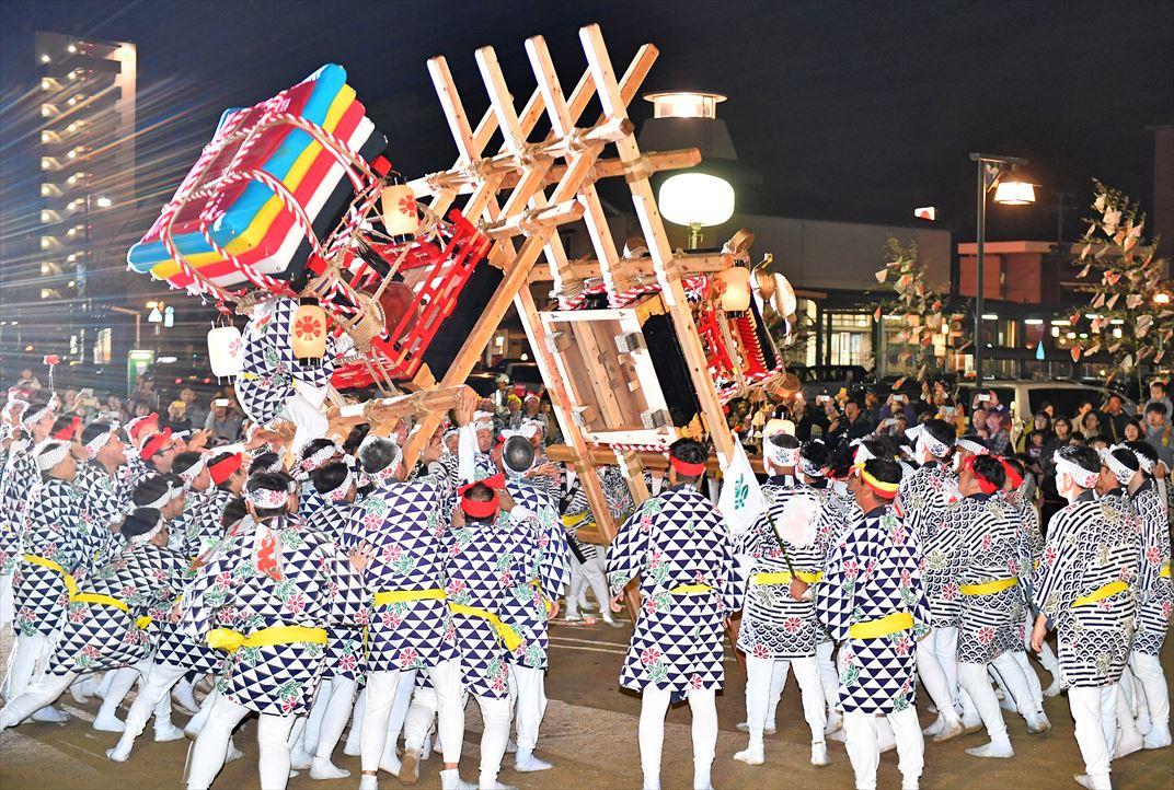 コロナ 秋祭り 伝統の「佐原の大祭」 秋祭りも新型コロナで中止