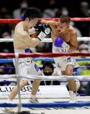 WBC、矢吹が初挑戦で新王者