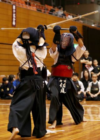 神埼町少剣Aが15年ぶり8強 大麻旗争奪剣道 小学生大会