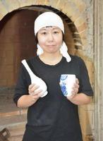 伝統工芸士に認定された後は、食器や花瓶など自分の作品も手掛けている
