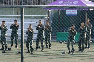 香港に武装警察300人常駐計画