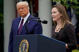 最高裁判事に保守派女性指名