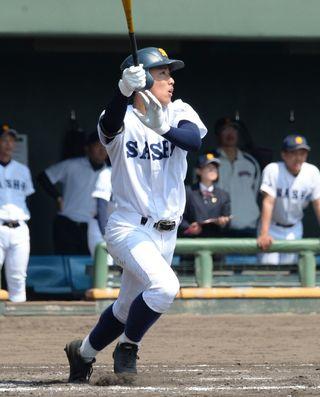 佐賀商6季ぶりV 九州高校野球佐賀大会