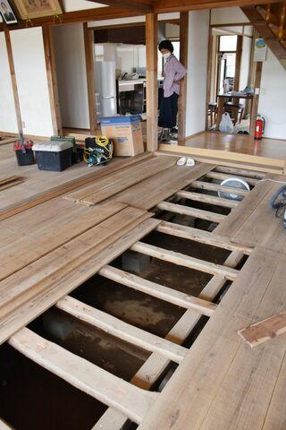 <大雨1カ月>水禍続き、悩む住宅改修 被害認定、下がるケースも