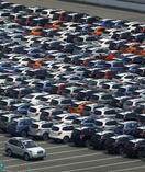 日本車6社、米販売は13%減