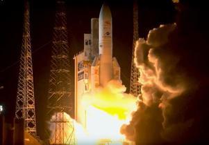 日欧の水星探査機打ち上げ成功