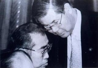 第10章 自民復活政権(104) 小渕総裁再選