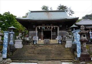 佐賀の神社・仏閣<3> 陶山(すえやま)神社