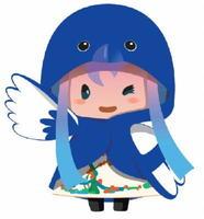 全国高校総合文化祭(さが総文)のマスコットキャラクター
