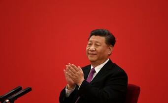 中国、習思想守れと記者に新基準