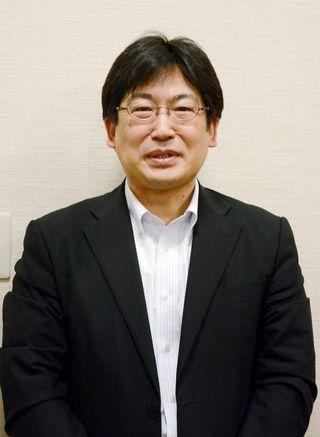 <ティータイム>商工中金佐賀支店長の須田正紀氏