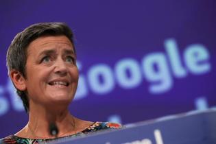 グーグルに制裁金1900億円