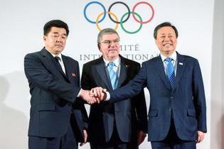 北朝鮮参加で選手数など協議