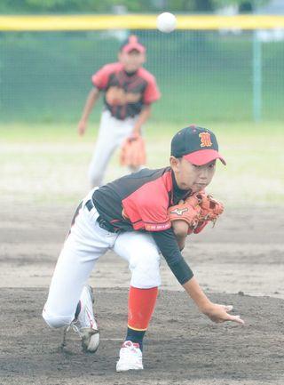 三田川少年など5回戦へ 学童軟式野球